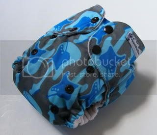 One Size AI2 Cloth Diaper Guitars