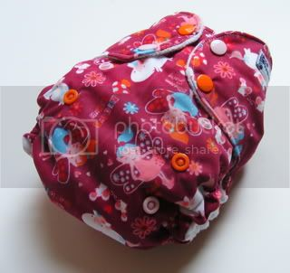 One Size AI2 Cloth Diaper Fairies
